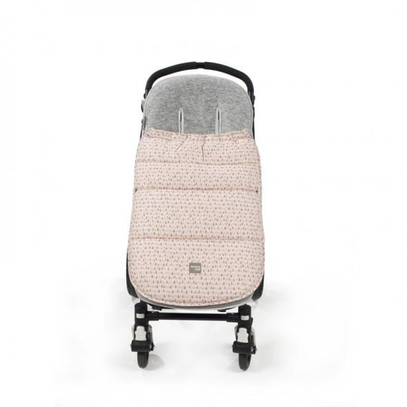 Funda para chupete ni/ñas Walking Mum Gimko color rosa