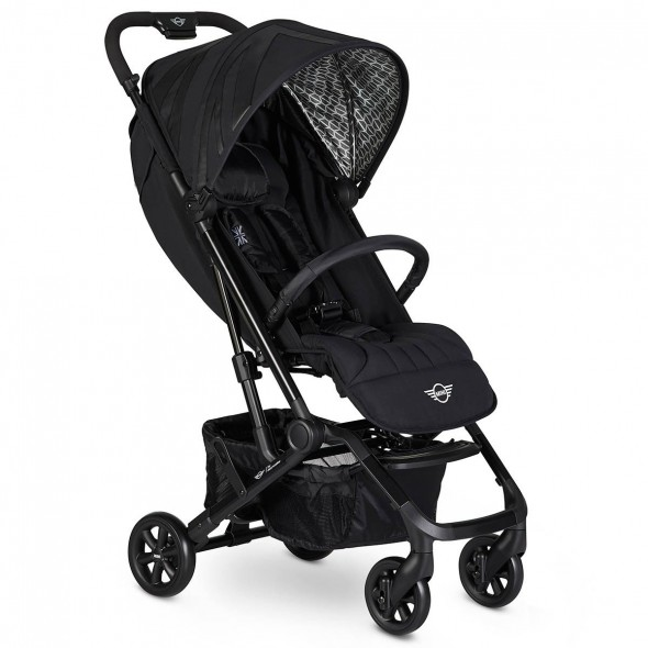 SILLA DE PASEO MINI EASYWALKER BUGGY XS OXFORD BLACK